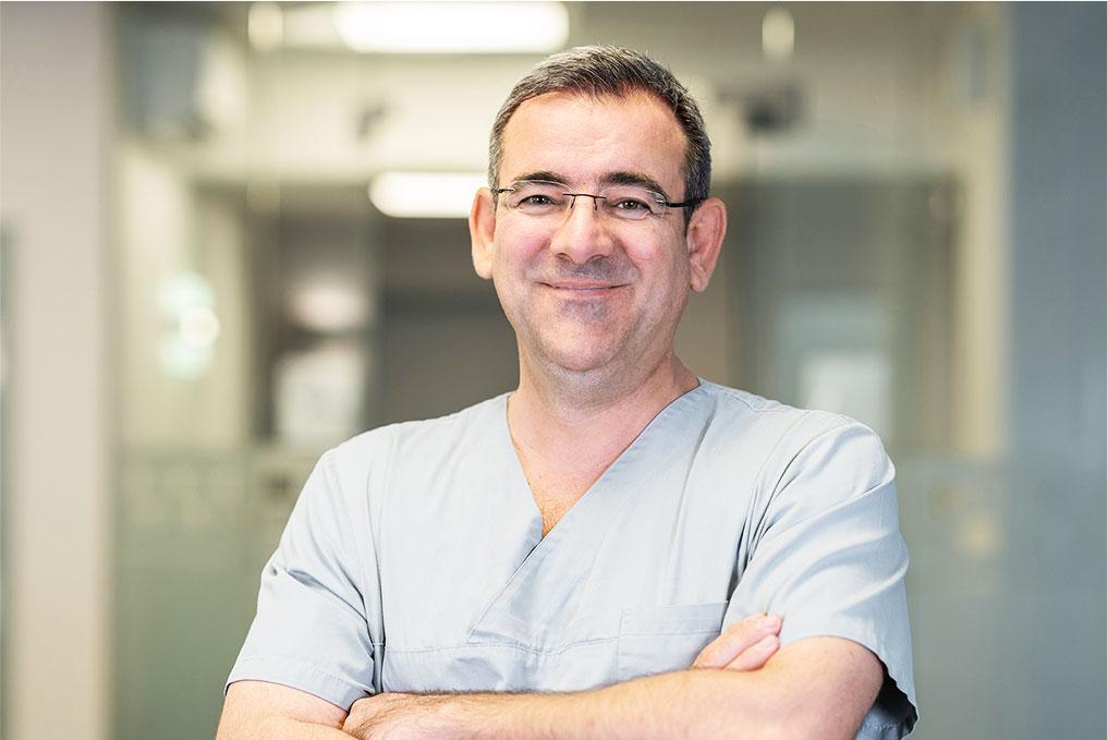Dr. med. Dr. med. dent. Thomas Kamyszek